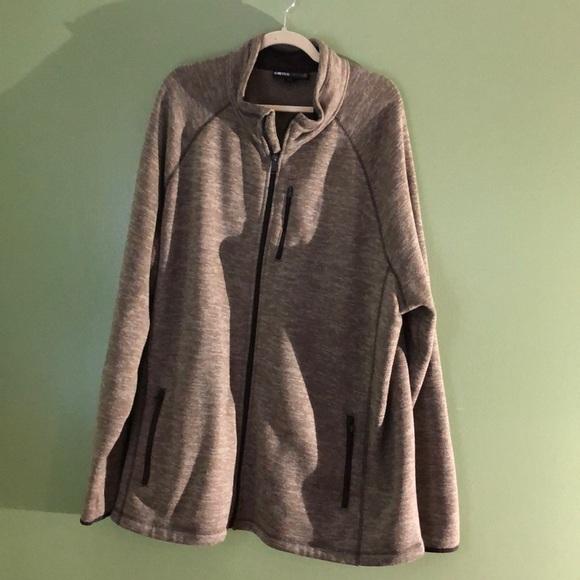 Swiss Tech Other - Men's Swiss Tech Sweater Jacket